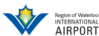 Region of Waterloo Airport logo