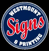 Westmount Signs & Printing logo