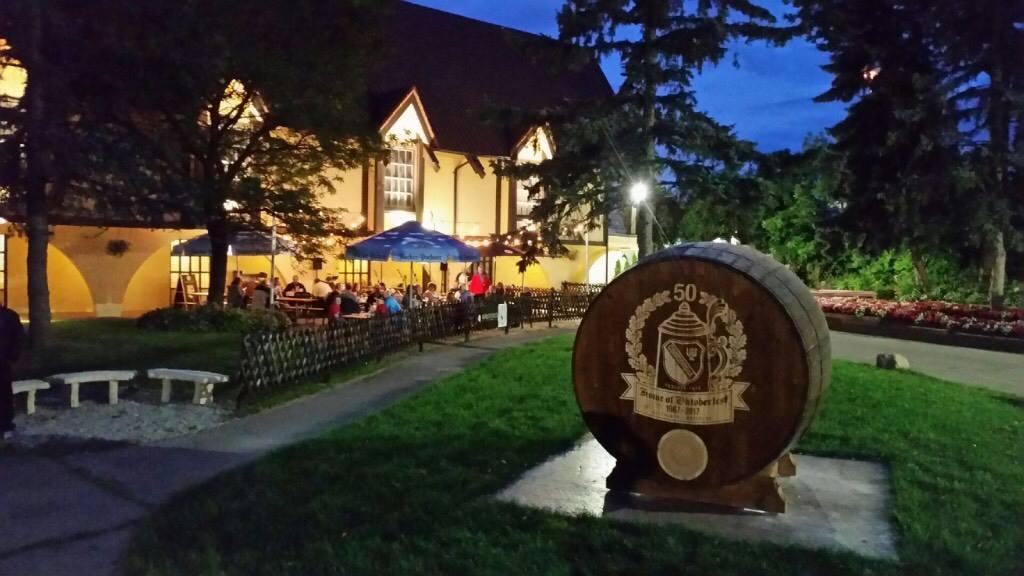 Dinner at Concordia Club Oktoberfest 2021