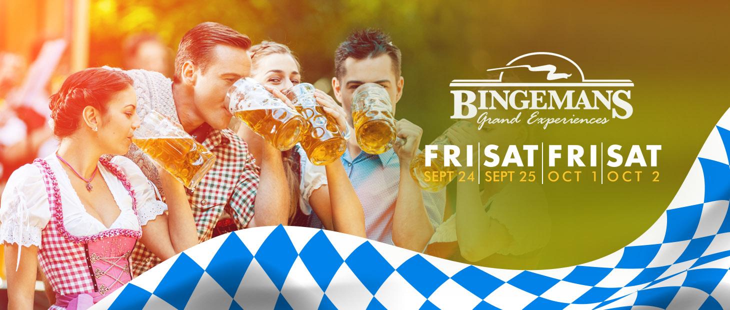 Bingemans Kool Haus Event 2021