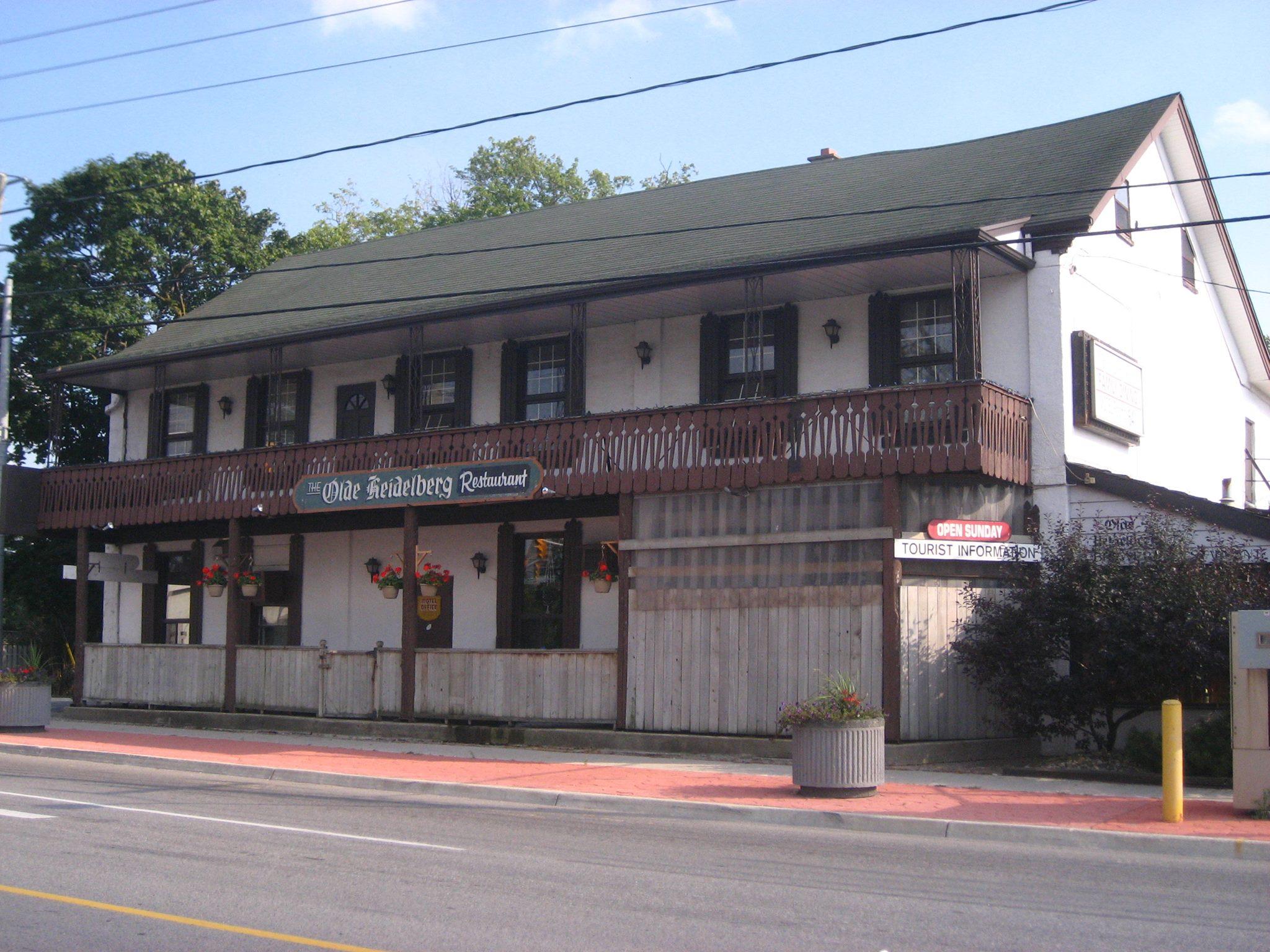 The Olde Heidelberg Restaurant