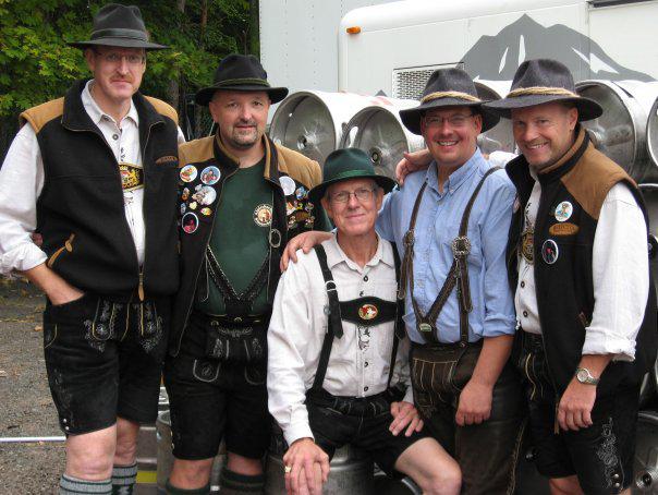 The Saxons Band
