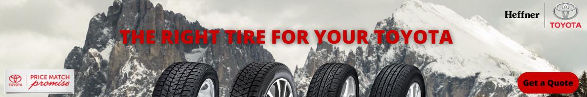 Toyota Tires Ad