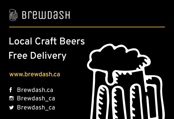Brewdash Beer Delivery in Waterloo Region